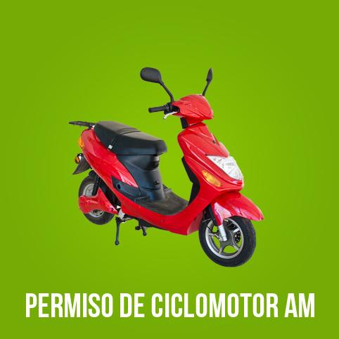Carnet de ciclomotor Madrid