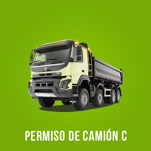 Oferta carnet de Camión Las Rozas